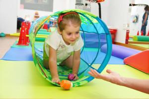 Materiales infantiles en EmMe Fisioterapia